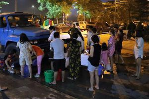 Năm 2020, Hà Nội sẽ tái giám sát về vấn đề cung cấp nước sạch