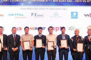 Công ty FPT IS giành 3 giải thưởng an toàn thông tin của VNISA