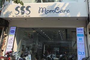 Phạt chủ cửa hàng SSS Momcare 15 triệu đồng do bán hàng nghi nhập lậu