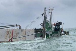 Lên phương án xử lý sự cố tràn dầu tại khu vực cảng Vũng Áng