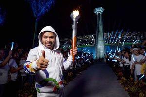 Câu chuyện 'cổ tích' về Manny Pacquiao - người thắp đài lửa khai mạc SEA Games 30