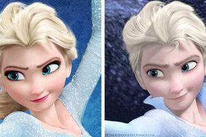 15 nhân vật hoạt hình Disney hóa lạ lẫm khi chuyển đổi giới tính