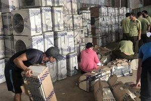 Miền Nam cuối năm hoạt động buôn lậu diễn biến phức tạp và có chiều hướng tăng
