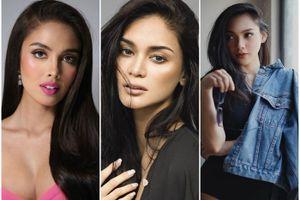 Vẻ đẹp của 11 Hoa hậu diễu hành tại Lễ khai mạc SEA Games 30
