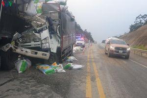 Tai nạn trên cao tốc Nội Bài - Lào Cai, 3 người thương vong