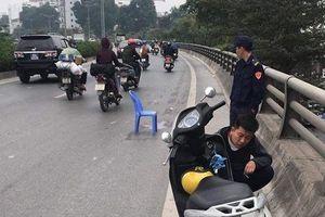 Tài xế ô tô gây tai nạn chết người rồi bỏ chạy trên phố Hà Nội ra đầu thú