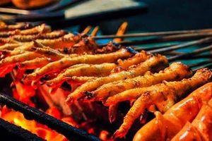 Chân gà - món mới trong bản đồ ẩm thực Hà Nội