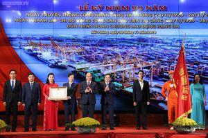 Cảng Hải Phòng từ 'Bến Sáu Kho' tới 'Bến Trăm Kho'