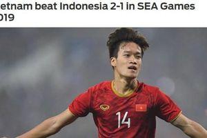 Báo châu Á ca ngợi chiến thắng của U22 Việt Nam
