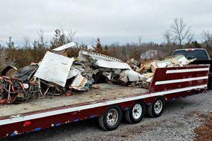 Máy bay rơi ở Mỹ, 9 người thiệt mạng