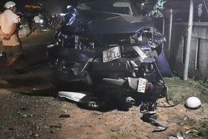 Lái ô tô trong hơi men 'cướp mạng' 4 người một đêm