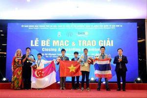 Việt Nam giành 15 Huy chương Vàng tại Olympic Toán và Khoa học quốc tế