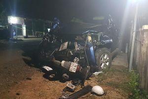 Xe bán tải tông liên hoàn khiến 7 người thương vong