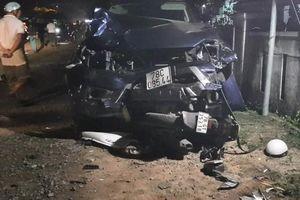 Phú Yên: Tài xế xe bán tải say xỉn đâm hàng loạt phương tiện, 7 người thương vong