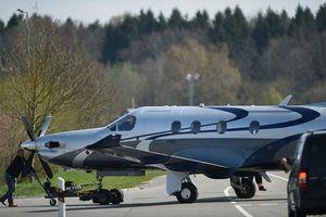 Rơi máy bay tại Mỹ khiến 9 người thiệt mạng