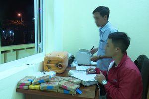 Thông tin mới vụ 25 bánh heroin in chữ Trung Quốc dạt vào bờ biển Quảng Nam