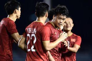 U22 Việt Nam 2-1 U22 Indonesia: Nín thở chờ đợi, ngược dòng ngoạn mục!