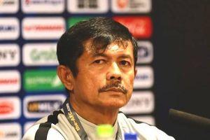 HLV U22 Indonesia:'Chúng tôi sẽ quên đi thất bại này để hướng tới các trận tiếp theo'