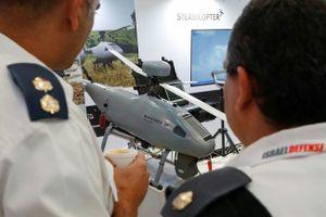 Thế lực tạo sức mạnh cho ngành công nghiệp UAV Israel