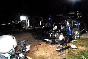 Tài xế đã uống rượu bia trước khi gây tai nạn thảm khốc ở Phú Yên