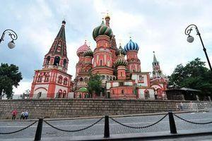 Top 5 địa điểm tình báo Liên Xô KGB đối mặt tình báo Mỹ CIA ở Moscow