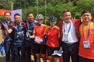 Đoàn Thể thao Việt Nam thưởng 'nóng' cho VĐV đoạt HCV đầu tiên