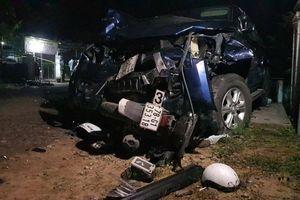 Tài xế tông chết 4 người ở Phú Yên chưa có bằng lái