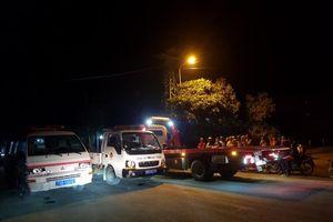 Phú Yên: Ô tô 'lùa' hàng loạt xe trên đường, 4 người chết 3 người bị thương