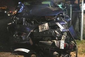 Truy nguồn gốc xe bán tải gây tai nạn làm 4 người chết ở Phú Yên