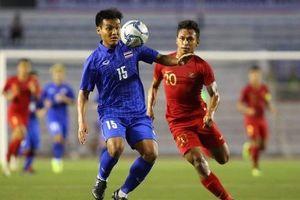 Kết quả U22 Thái Lan 3- 0 U22 Singapore: 'Voi chiến' khiêu chiến U22 Việt Nam
