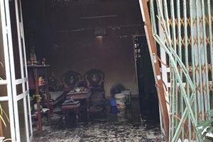 Hình ảnh tang thương trong căn nhà cháy khiến 3 bà cháu tử vong