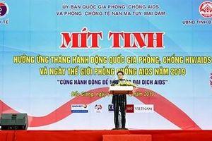 Việt Nam sẽ thực hiện tốt cam kết là một trong những quốc gia đi đầu trong việc kết thúc đại dịch
