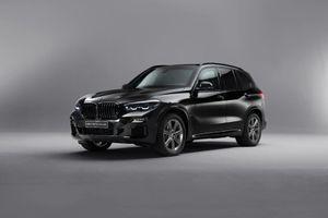 BMW 'trêu chọc' mẫu Cybertruck của Tesla với X5 Protection VR6