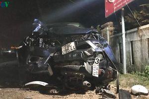 Tạm giữ tài xế gây tai nạn ở Phú Yên