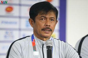 HLV U22 Indonesia hẹn gặp lại U22 Việt Nam ở chung kết SEA Games 30