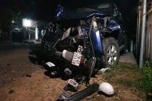 Lái xe gây tai nạn thảm khốc ở Phú Yên: Không bằng lái, nồng độ cồn cao