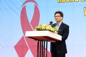Đại dịch HIV/AIDS vẫn là mối đe dọa