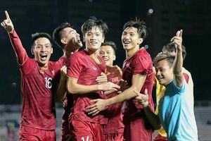 Chiến thắng nghẹt thở của U-22 Việt Nam trước Indonesia