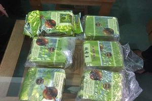 Đến lượt Quảng Trị phát hiện 7 gói nghi ma túy ở bờ biển