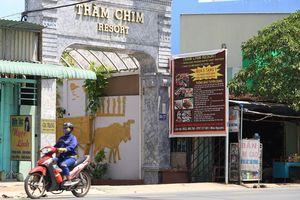 Kỷ luật nhiều cán bộ vì tổ hợp Tràm Chim resort vi phạm