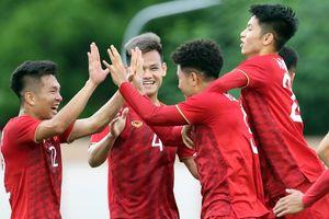 Bảng B: U22 Việt Nam nắm quyền tự quyết, U22 Indonesia vẫn còn cơ hội