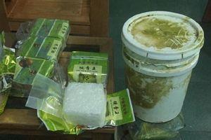 Đến lượt người dân Quảng Trị nhặt trên bãi biển 7kg nghi ma túy