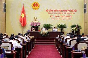 Lãnh đạo Sở, ngành nào trả lời chất vấn HĐND Hà Nội?