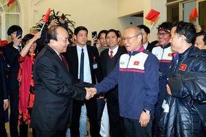 Thủ tướng biểu dương thành tích bước đầu của đoàn Thể thao Việt Nam