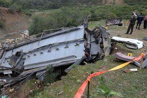 Tunisia: Xe buýt lao xuống khe núi, hơn 40 người thương vong