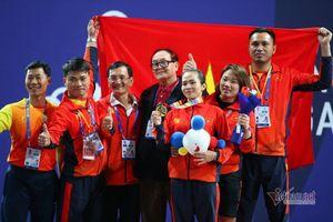 SEA Games ngày 2/12: Chờ vàng ở cử tạ, wushu