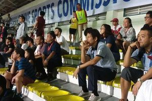HLV Thái Lan 'do thám', mừng vì U22 Việt Nam thắng Indonesia