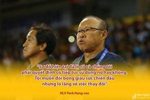 Các đội bóng Đông Nam Á đang dần khắc chế sơ đồ 3-4-3 của HLV Park Hang-seo