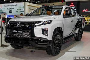 Ảnh thực tế Mitsubishi Triton Athlete 2020 vừa ra mắt tại Thái Lan
