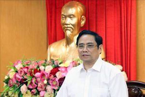 Quán triệt triển khai Quy định 205 của Bộ Chính trị